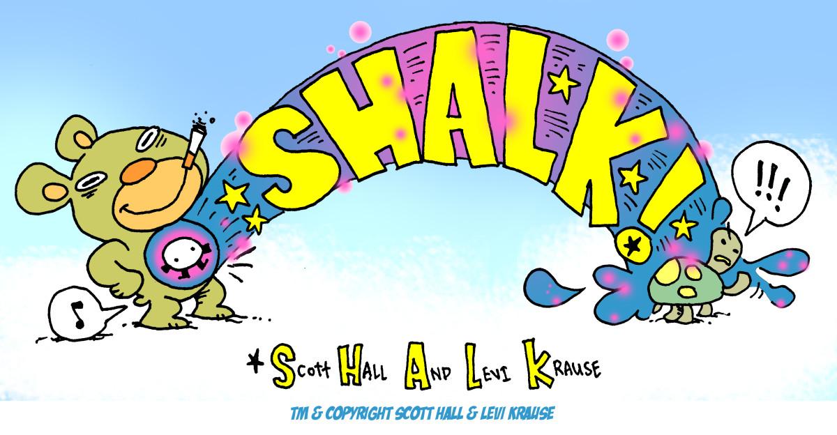 Shalk
